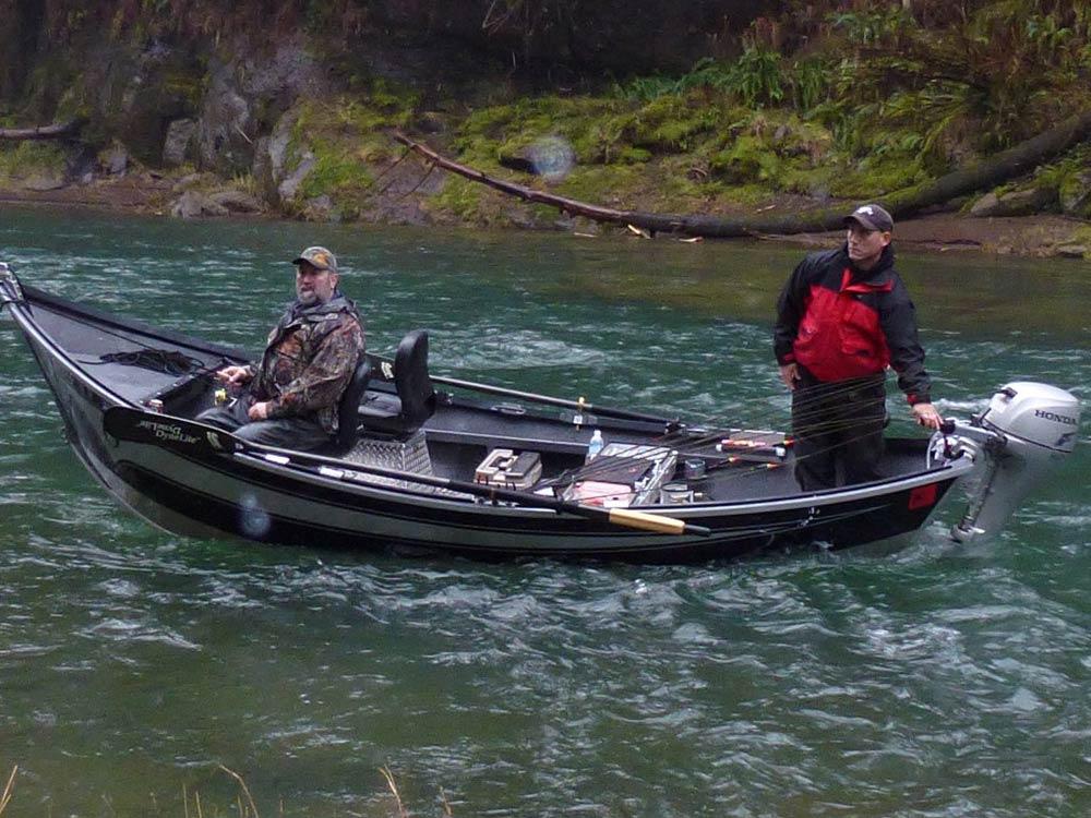 Siletz River Steelhead – March 2012