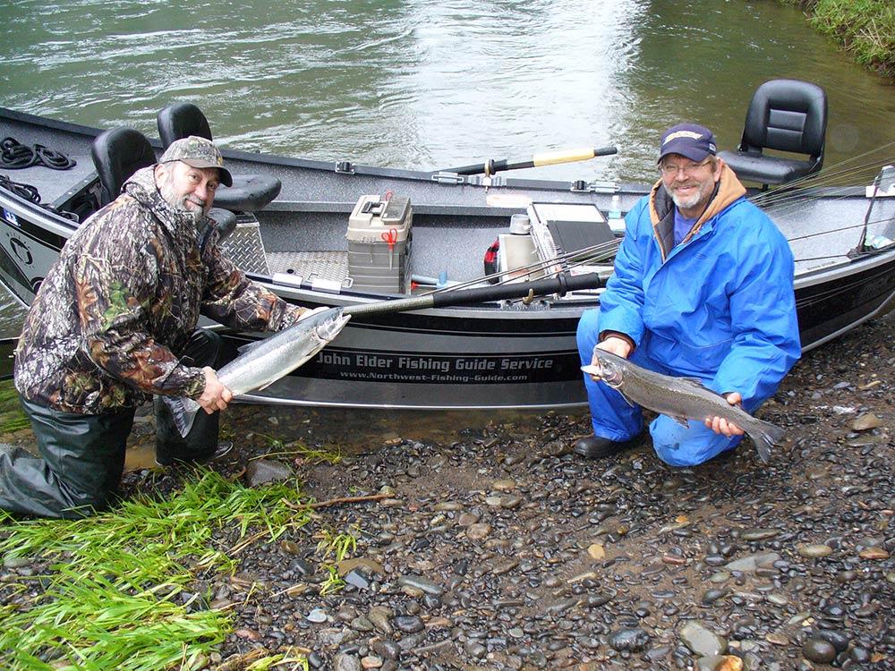 Siletz River Steelhead – March 26, 2012