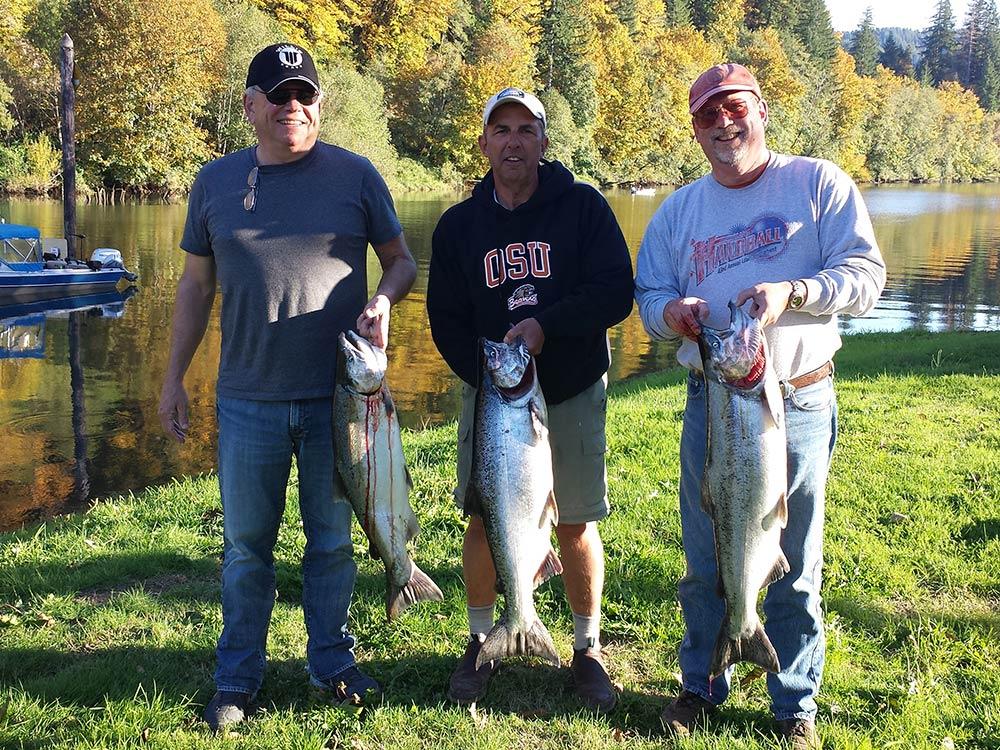 Fall Chinook, October 5, 2013