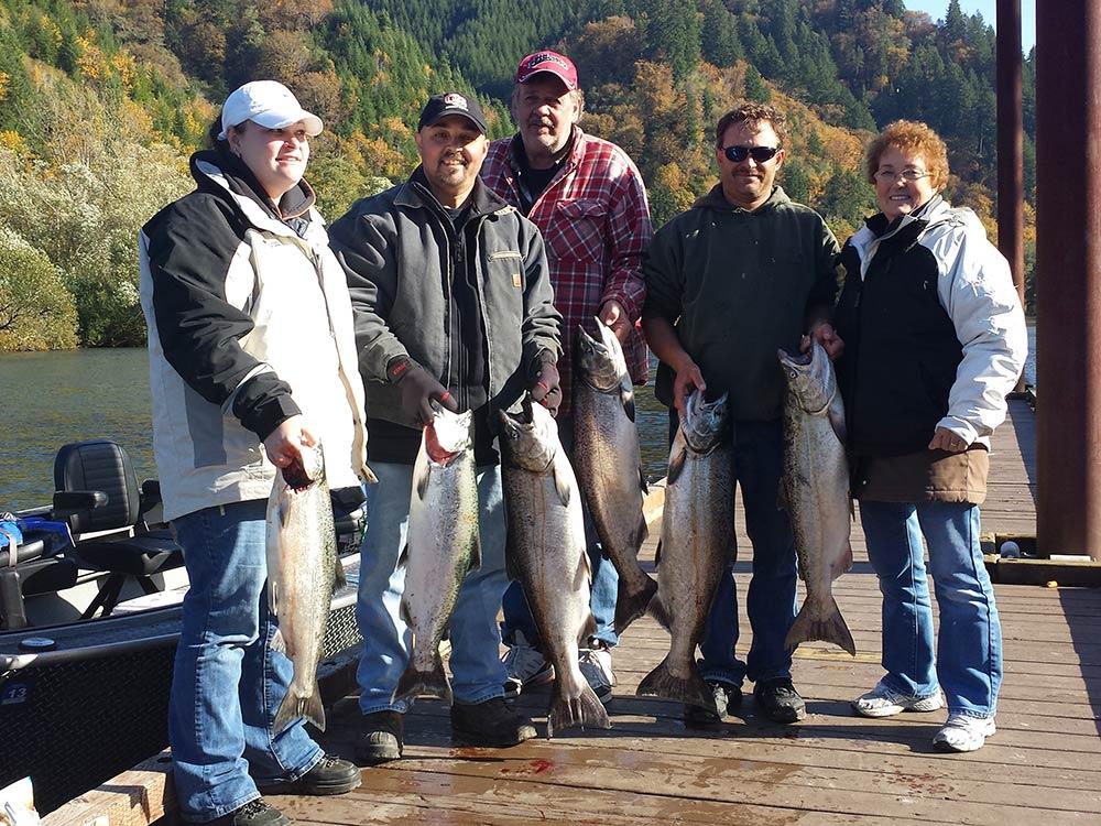 Fall Chinook, October 6, 2013