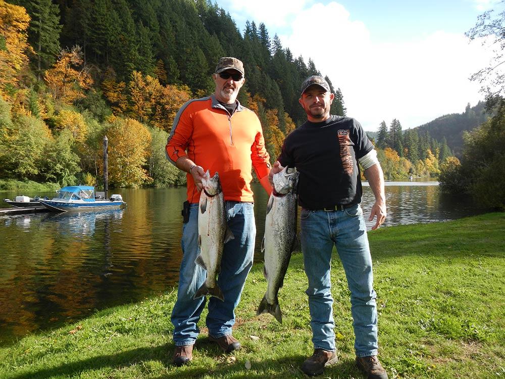 Fall Chinook, October 7, 2013